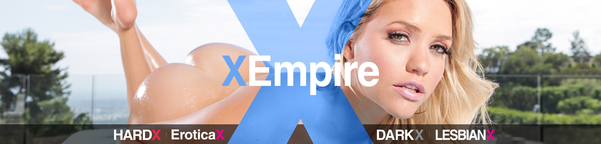 Your membership gives you access to the entire XEmpire Network of sites. For free